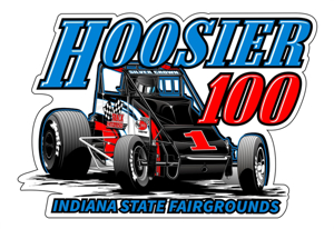 Picture of Hoosier 100 Decal
