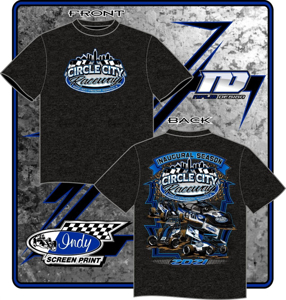 Picture of Circle City Raceway Inaugural  tee